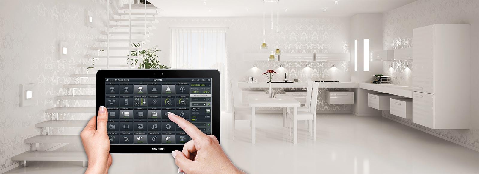 Inels-inteligentní dům