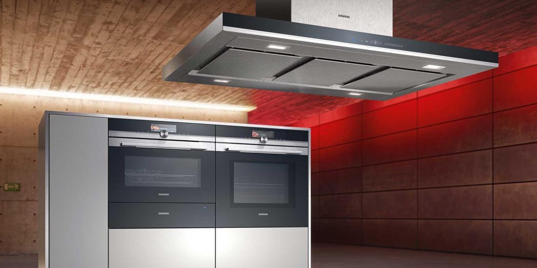 Kuchyňské spotřebiče Siemens